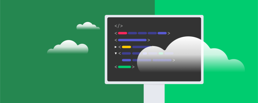 Development environments in the cloud